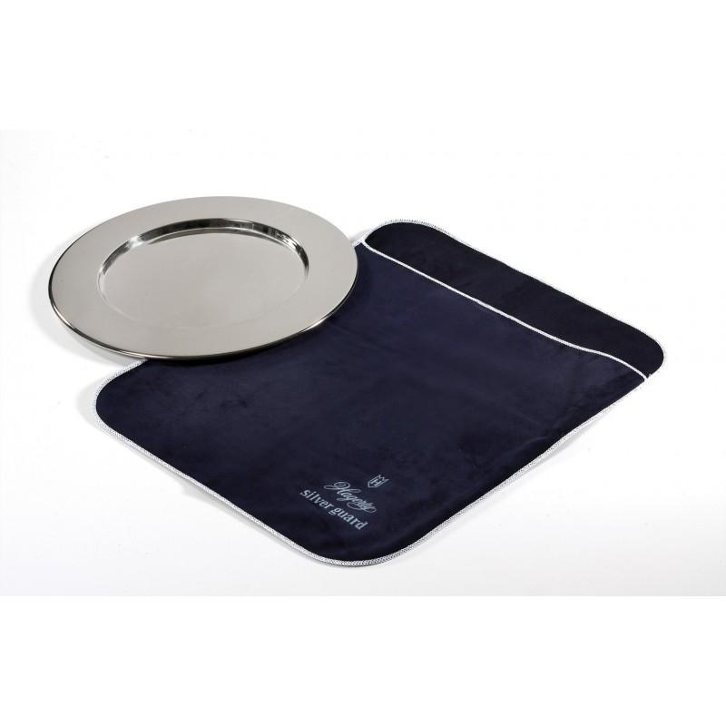 Silver Guard Holloware Bag : velvet protection bag for silver items