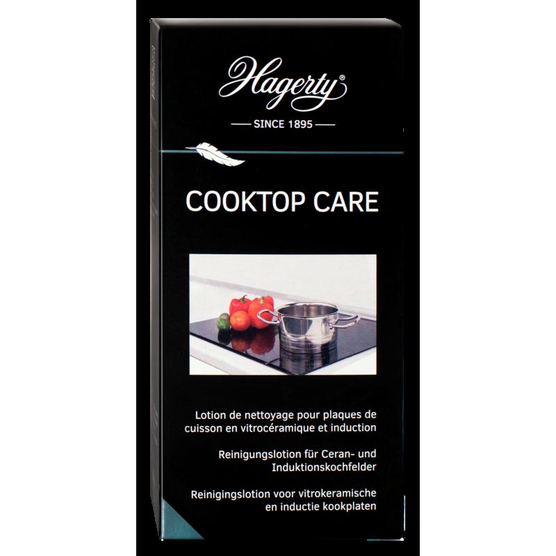 Cooktop Care : pulitore per piani a induzione in vetroceramica