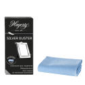 Silver Duster : silver- and silver-plated polishing cloth