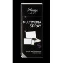 Multimedia Spray : produit pour nettoyer les écrans
