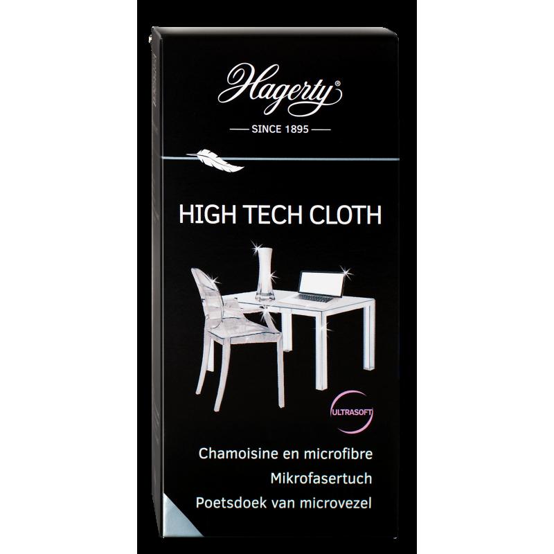 High Tech Cloth : soft microfiber cleaning cloth