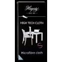 High Tech Cloth : Gamuza de microfibras limpia pantallas, cristal o policarbonato