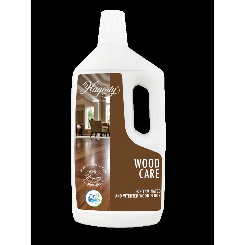 Wood Care : produit pour nettoyer les sols en bois