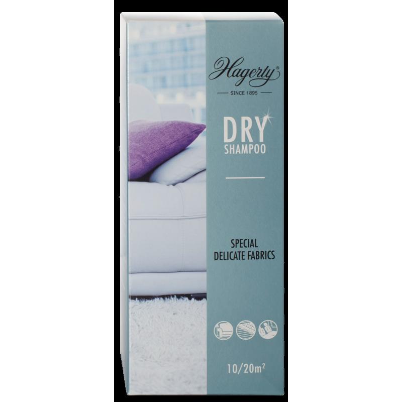 Dry Shampoo : para la limpieza en seco de textiles