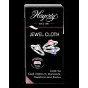 Jewel Cloth : gamuza impregnada para limpiar joyas con piedras preciosas